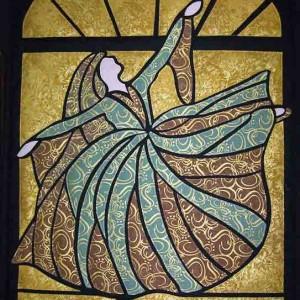 ballerina quilt