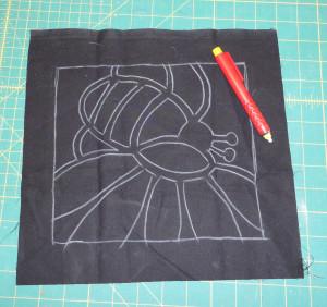 Chalk tracing