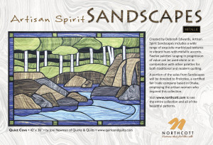 McCallsQuickQuilts-Northcott-Sandscapes-April2015